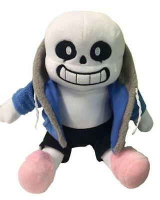 Cosplay Plush Undertale Toy 30cm Sans Hugger Gifts Doll Stuffed Cushion