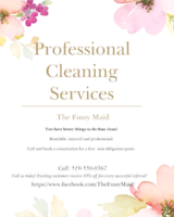 The Fussy Maid Cleaning Services