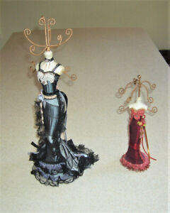 $10 · PRICE REDUCED: Fashion Mannequin Jewellery Stand