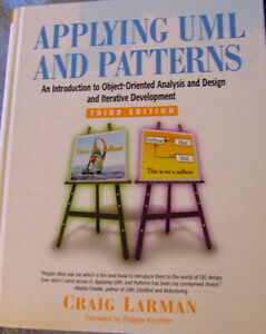 Applying UML and Patterns - 3rd edition - Craig Larman