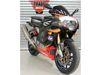 2003 52 APRILIA RSV 1000 MILLE R BLACK ONLY 13K CAT D REPAIRED 2003 NEW MOT RSVR