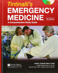Tintinalli's Emergency Medicine Study Guide