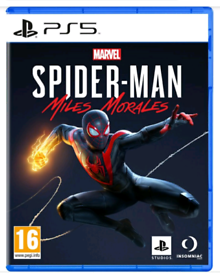 Spiderman Miles Morales PlayStation 5