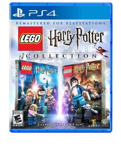 Harry Potter Collection LEGO PS4 — Métro Angrignon