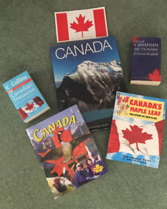 Canada themed books