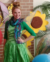Fairy Tink would love to attend your next part!!