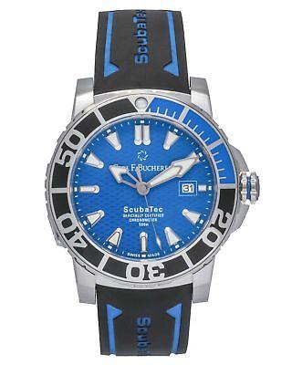 Carl F. Bucherer Patravi ScubaTec Automatic Men's Watch - 00.10632.23.53.01