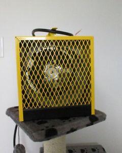 1 chaufferette portative de marque stelpro 4 800 watts