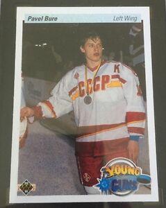 1990/91 Upper Deck Hockey (Low & High Series) #1-550 London Ontario image 5