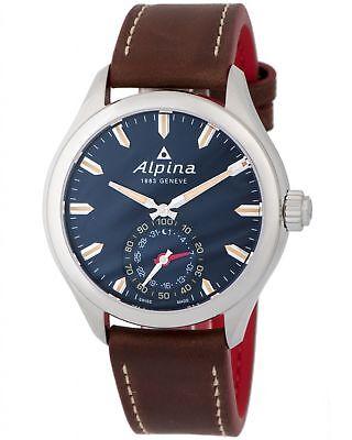 Alpina Men's Horological Smartwatch - AL-285NS5AQ6, MSRP: $1,050