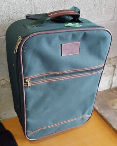 Green Carry On Luggage