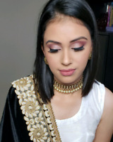 Wedding & Party Makeup special 45$ ( Home Service )
