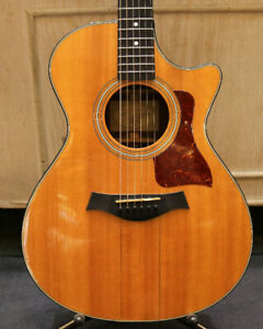 TAYLOR 312CE ACOUSTIC & CASE (SPLIT)