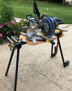 12 inch Dual-beveling Sliding Compound Mitre Saw
