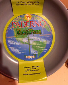 25cm Brand New Paderno Pan Kitchener / Waterloo Kitchener Area image 3