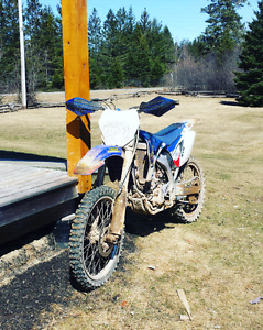 2006 yz250f need gone