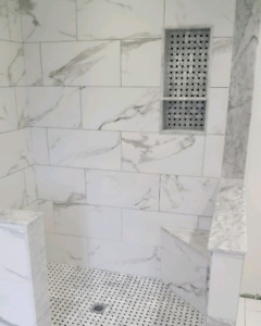 Tile Installation and Bathroom Renovation