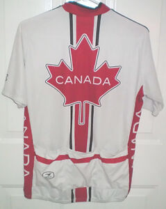 Sugoi Canada Cycling Jersey Size Medium London Ontario image 1