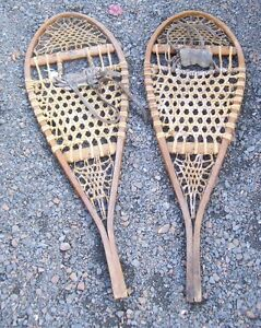 Chestnut Canoe Co Fredericton NB Snowshoes