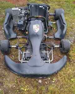 2011 CRG 125cc Kart