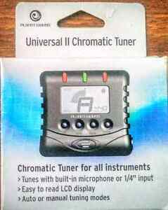Guitar Tuner and Peg/String Winder