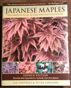 """""""Japanese Maples"""" by J.D. Vertrees & Peter Gregory"""