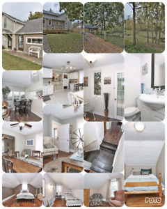 Character home for sale in the prestige village of St.Davids.