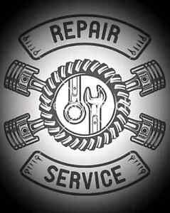 Marine mechanic in Sherwood Pk..