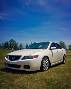 Acura TSX 2005 Special Edition