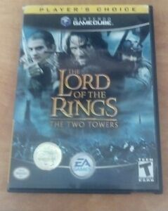 The Lord of The Rings: The Two Towers for Gamecube