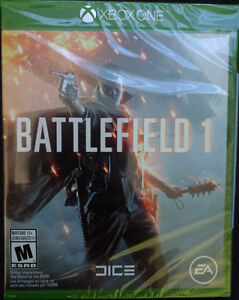 Battlefield 1 for Xbox One - Brand new and sealed