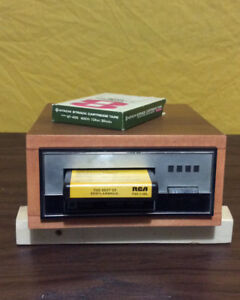 8-TRACK STEREO PLAYER FOR SALE!