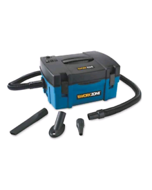 Electric blower and vacuum