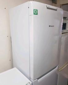Hotpoint fridge freezer 'free delivery'