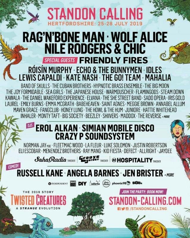 2 x Standon Calling weekend tickets | in Ware, Hertfordshire | Gumtree