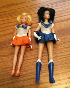 Sailor Moon dolls action figure Irwin