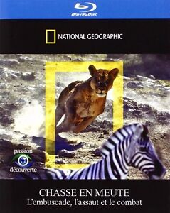 5 documentaires National Geographic blu-ray (import de France)