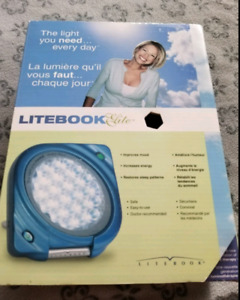 Litebook Elite - Light therapy for S.A.D.
