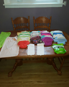 25 Bumgenious 4.0 all in one cloth diapers