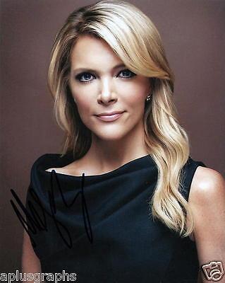 Megyn Kelly   Fox News Channel Charmer  Rare  Signed