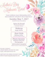 Mother's Day Makeover Event