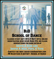 FALL DANCE CLASSES! Come Dance with Us!