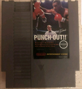 NES punch out
