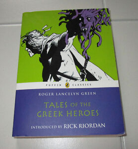 Tales of the Greek Heroes chapter book