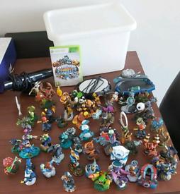 Skylanders and game xbox 360