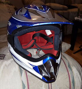 Youth Dirtbike Helmet