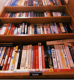 Books Wanted Free Collection Pick Up Prompt Service