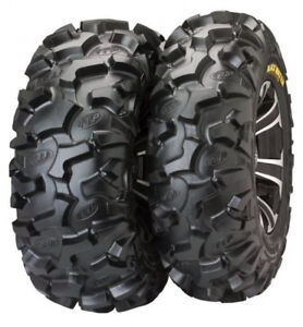 RADIAL Tires for ATV's and Side X Sides