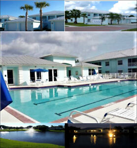 Seasonal Florida Condo - Great Amenities, Beatiful Grounds