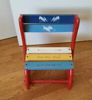1950's Child's Combo Step Stool & Chair - Sit Stand Really Grand City of Montréal Greater Montréal Preview
